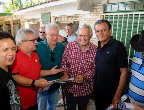 Raimundo Ribeiro é sabatinado pelo 'Senadinho do Povo'